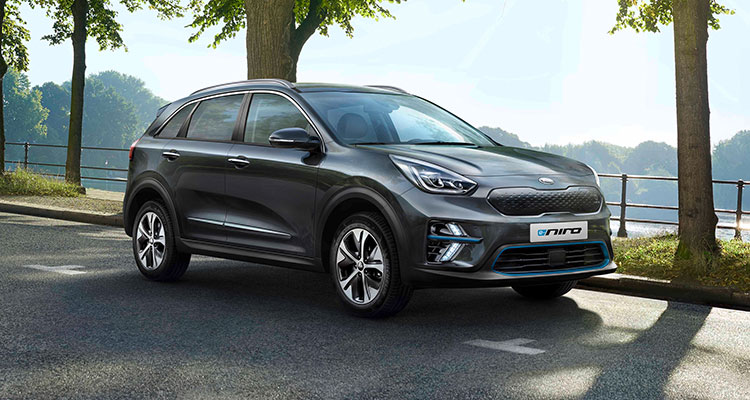 All-new Kia e-Niro 1
