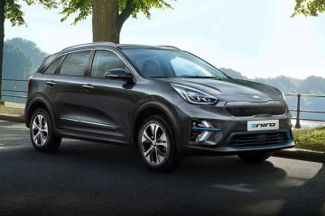 All-new Kia e-Niro feature