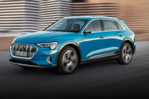 Audi Electric E-Tron SUV feature