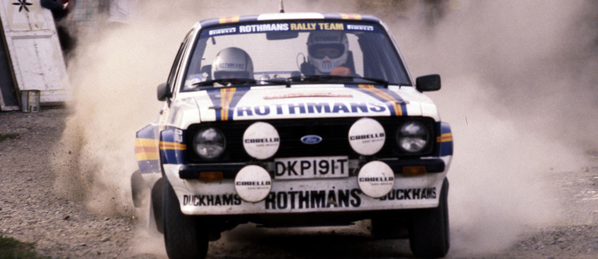 Cult Classic Ford Escort feature