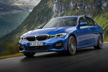 NEW BMW 3 SERIES FRONT SIDE FEATURE