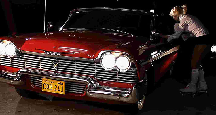plymouth fury christine stephen king film