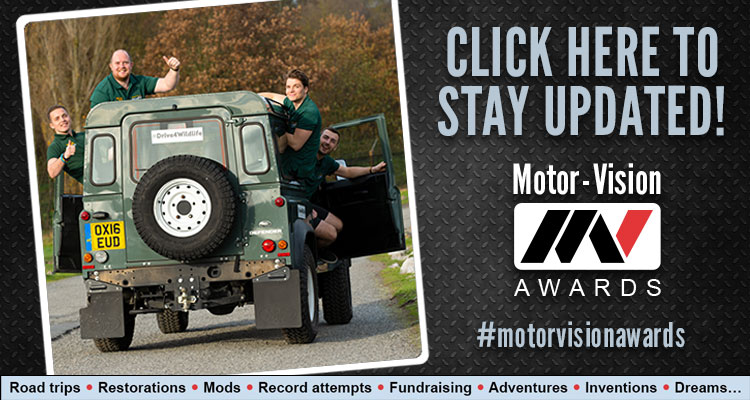 Drive 4 Wildlife stay update banner