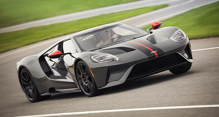 Ford GT Carbon Series 1