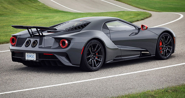 Ford GT Carbon Series 6