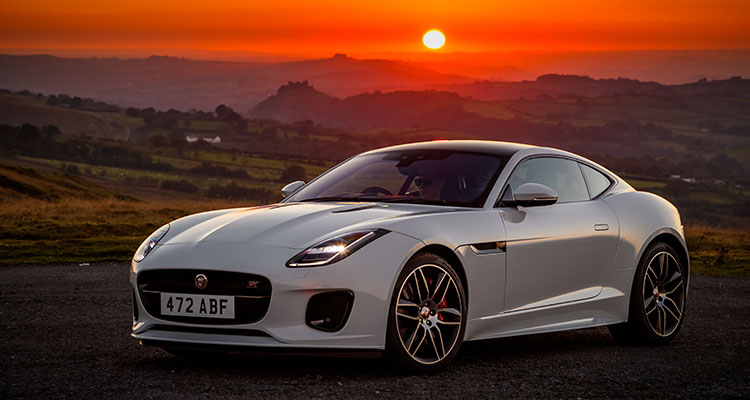 Jaguar F-Type Chequered Flag Edition 1