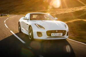 Jaguar F-Type Chequered Flag Edition feature