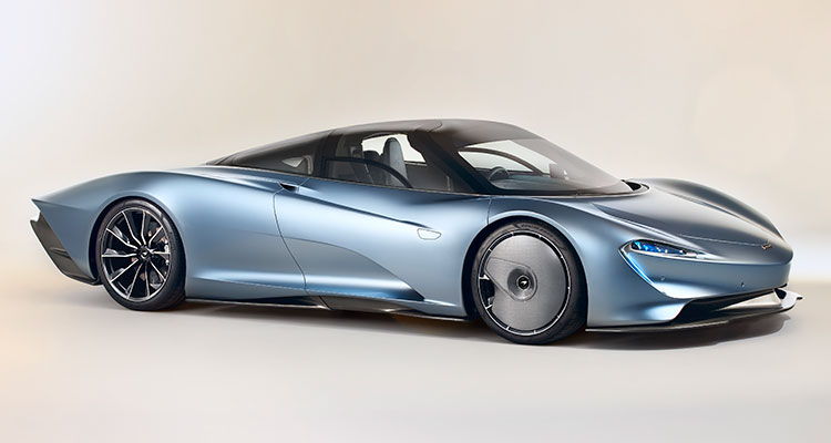 McLaren Speedtail 5