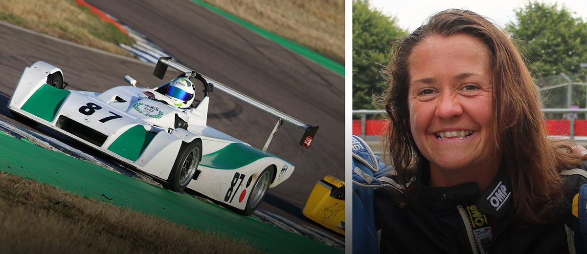 Michelle Hayward National Driver Rankings feature