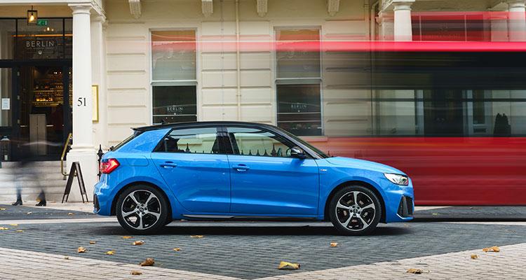 New Audi A1 2018 5