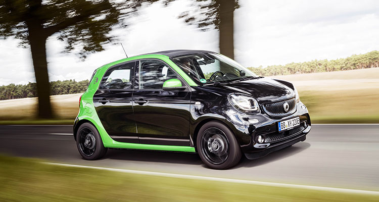 Smart ForFour EQ 5