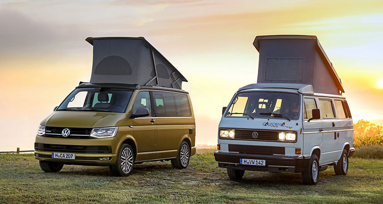 VW California 30 years special edition 2