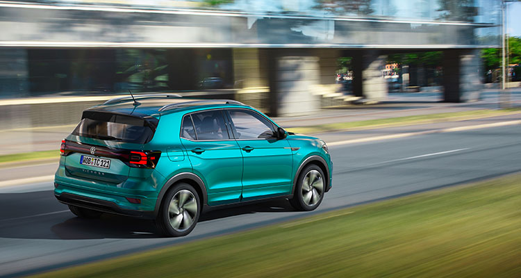 Volkswagen T-Cross 2018 4