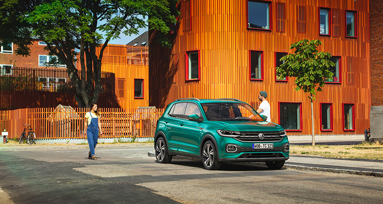 Volkswagen T-Cross 2018 7