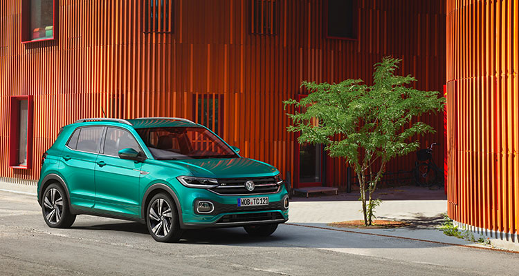 Volkswagen T-Cross 2018 8