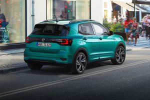 Volkswagen T-Cross 2018 feature