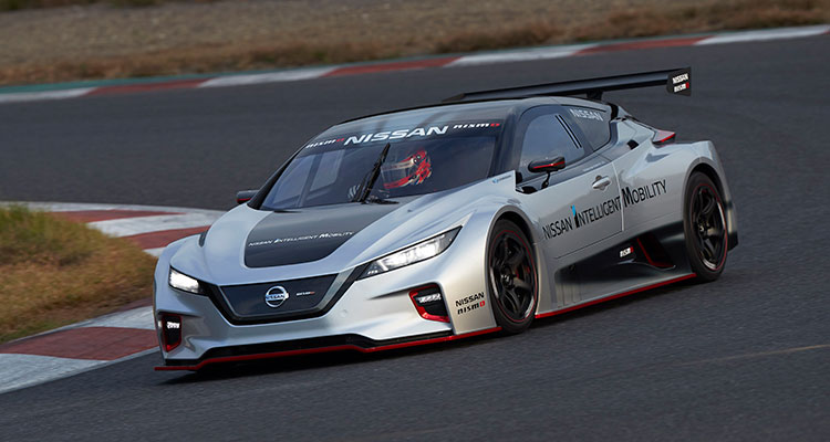 Nissan 2nd Gen Leaf NISMO 1