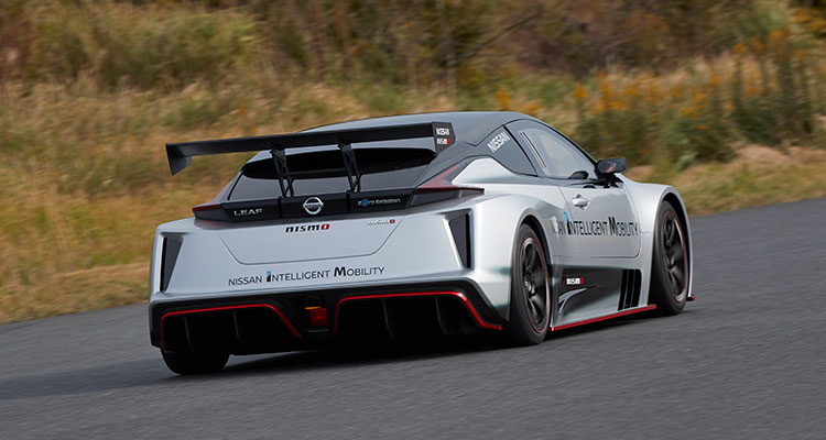Nissan 2nd Gen Leaf NISMO 2