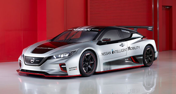 Nissan 2nd Gen Leaf NISMO 4