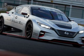 Nissan 2nd Gen Leaf NISMO feature