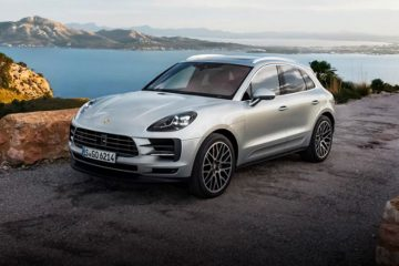 Porsche Macan S 2018 feature