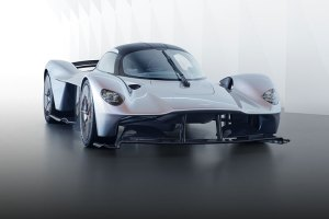 Aston Martin Valkyrie feature