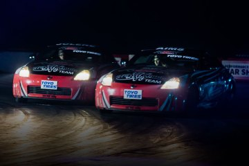 Autosport International feature
