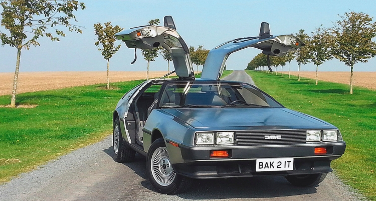 DeLorean DMC12 1
