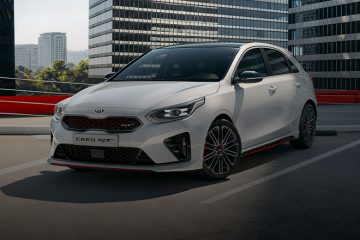 KIA Ceed GT front side feature