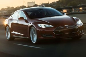 Tesla Model S Feature