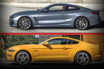 Did the BMW 8 Series Copy The Mustang feature