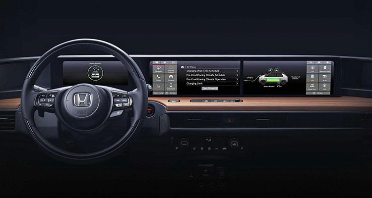 Honda Sports EV Concept Tokyo interior 3