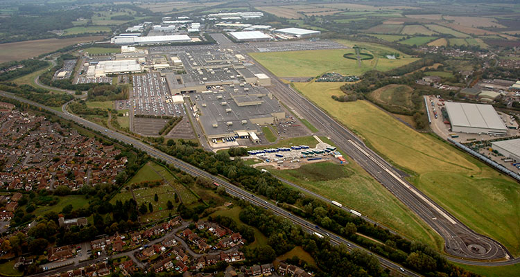 Honda UK Swindon Plant Closure 2