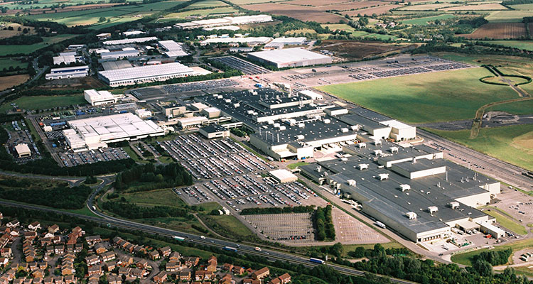Honda UK Swindon Plant Closure