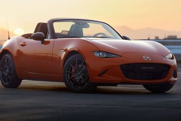 Mazda MX-5 30th Anniversary Edition feature
