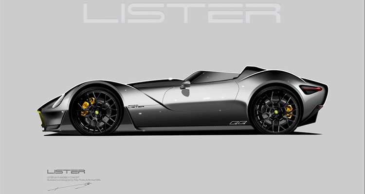 Lister Knobbly 2019 side