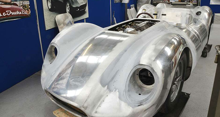 Lister Knobbly 60th Anniversary