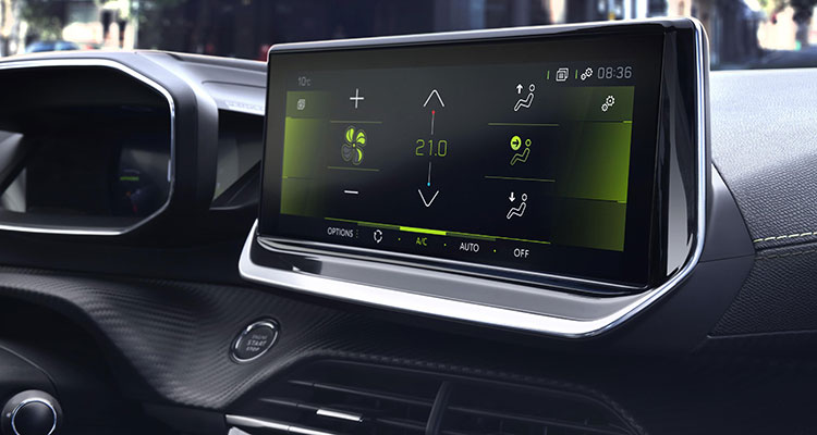 Peugeot 208 Hatchback interior 5