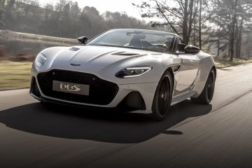 Aston Martin DBS Superleggera Volante feature