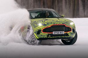 Aston Martin DBX feature