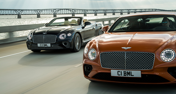 Bentley Adding V8 Engines to GT and GT Convertible 1