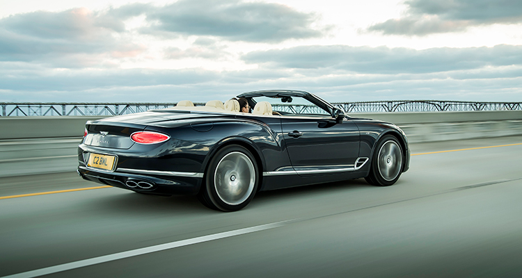 Bentley Adding V8 Engines to GT and GT Convertible 2