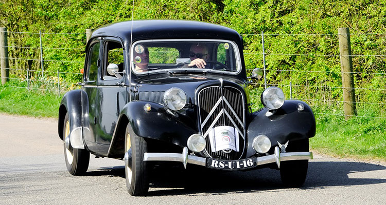 Citroën Traction Avant 1