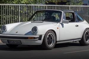 Classic Porsche 911 feature