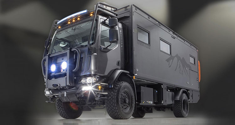 GXV Patagonia Extreme Off-Road Motorhome 1