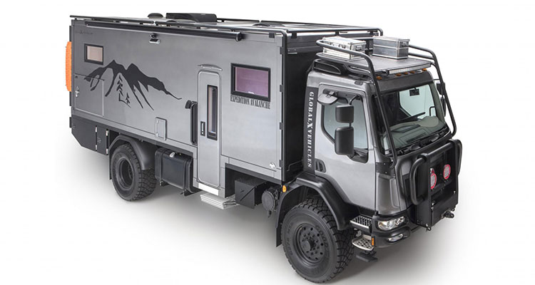 GXV Patagonia Extreme Off-Road Motorhome 5
