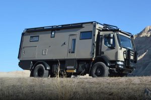 GXV Patagonia Extreme Off-Road Motorhome feature
