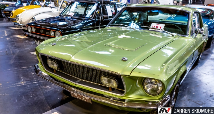 Practical Classics Classic Car and Restoration Show 2019 16