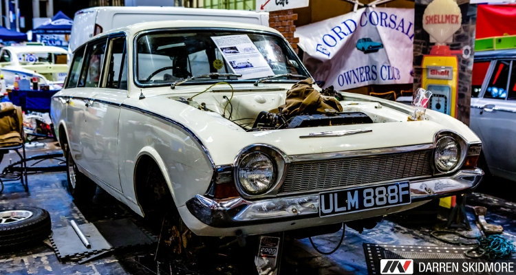 Practical Classics Classic Car and Restoration Show 2019 5