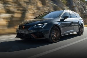 SEAT Leon CUPRA R ST front side feature